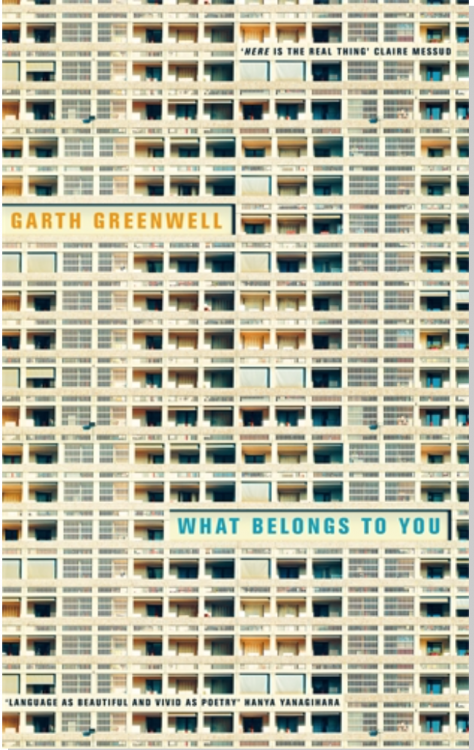 Book Review: What Belongs To You, by Garth Greenwell