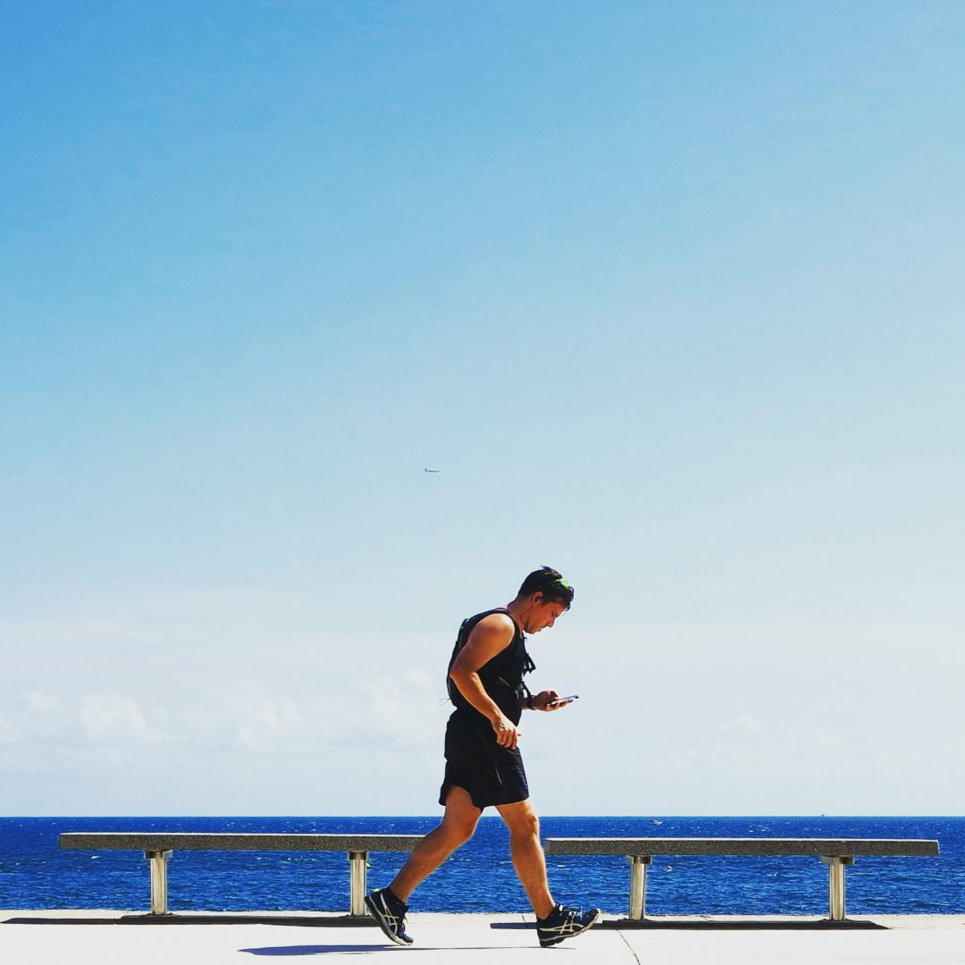 Running // Acclimatising